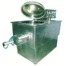 2017 GHL series high speed mixing granulator, SS channel mixer, horizontal fluid bed granulator principle
