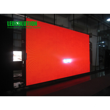 Advertising & Rental Outdoor LED Video Screen (LS-O-P10-R)