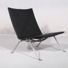 Réplique moderne Poul Kjarholm PK22 Lounge Chairs