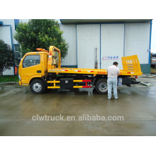 2014 hot sale Dongfeng mini 4x2 flatbed truck
