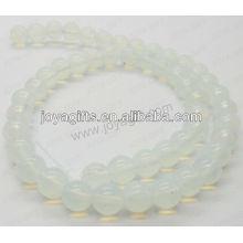 Grânulos redondos Opal / 4mm / 6mm / 8mm / 10 / mm / 12mm grau A