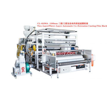 Professionele Cast Stretch Film Making Machine
