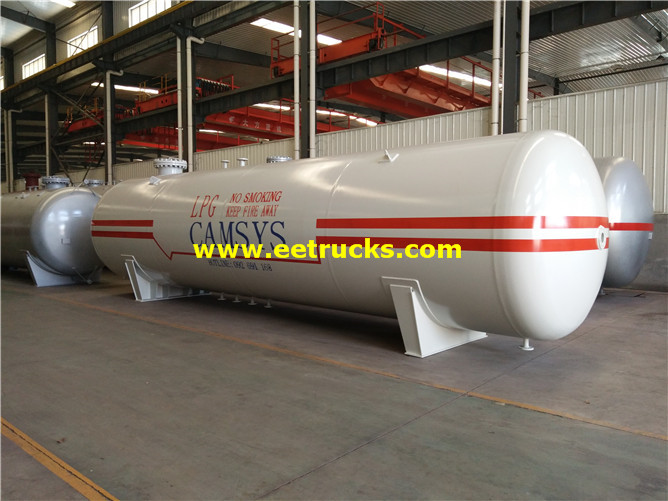 Bulk Propane Domestic Tanks