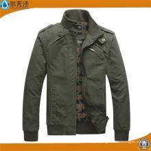 Revestimento quente de Outwear da roupa da forma do revestimento do inverno dos homens do OEM