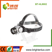 Factory Wholesale 3 * aaa Dry Battery Plastique Materail Long Range Light Multi-fonction 14led Mining Coal Miner Headlamp Headlight
