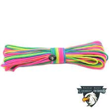 2015 novo produto arco-íris Paracord