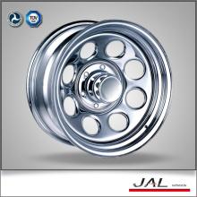 4x4 car wheels chrome 17x8 rim for car