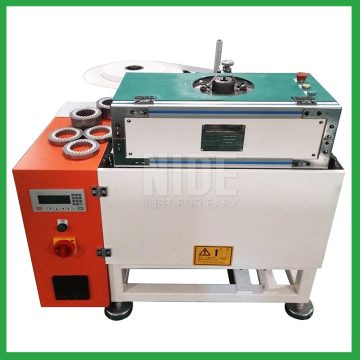 Automatic Slot insulation paper inserting machine