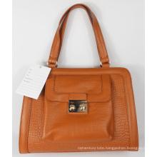 Guangzhou Fashion Leather Bag of Lady Top Quality Handbag (165)