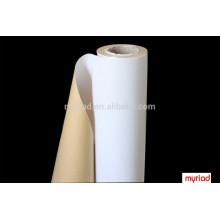 Matériau d'isolation en polypropylen scrim kraft, matériau de toiture réfléchissant et argenté