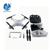 4 Channel Headless Mode with 2MP Camera Fixed Altitude Hold RC Drone with WIFI FPV