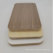 High Quality 4x8 Furniture and Cabinet wardrobe Melamine Plywood with many colors