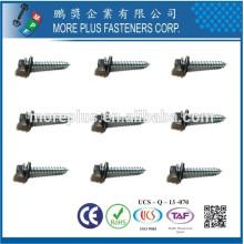 Hecho en Taiwán M2.5X6 Hombro principal grande del acero inoxidable con el tornillo que tuerce de la arandela auto