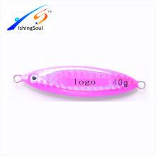 MJL065 Vários tamanhos isca de pesca isca isca artificial jig velocidade isca