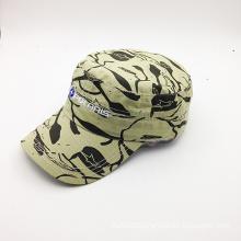 Cotton Camo Fashion Outdoor Military Hat (ACEW084)