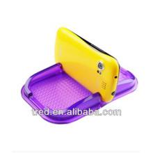 Soporte flexible para coche con soporte para teléfono móvil y color colorido