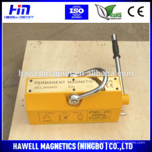 permanent magnetic manhole cover lifter