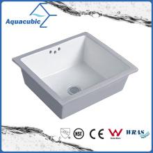 Bathroom Basin Underounter Ceramic Sink (ACB1602)