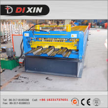 Building Floor Bearing Deck Steel Floor Tile Press Machinery