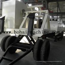 Bh600-305 Máquina perfiladora automática de techo en arco