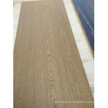 Delicate Brushed Engineered 3 Layers Ash Parquet Pisos de madera maciza