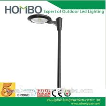 15w 50w el poste grande 110 voltio llevó las lámparas del jardín de la yarda con el poste