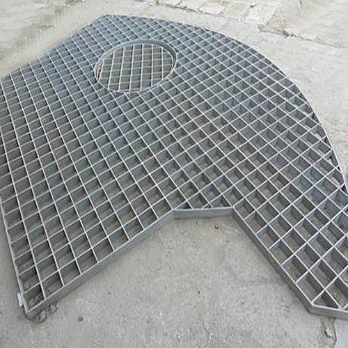 Irregular Steel Grating