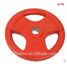 Color Rubber Bumper Plates