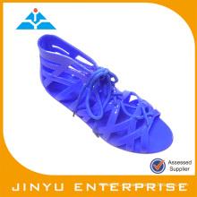 Sandalia de PVC baratos en stock
