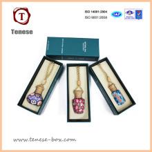 Botella de perfume Caja de regalo de embalaje de cartón