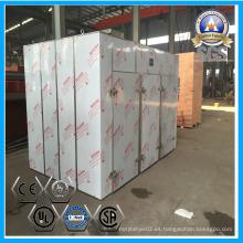 Horno de secado de aire caliente con certificado Soncap para Nigeria