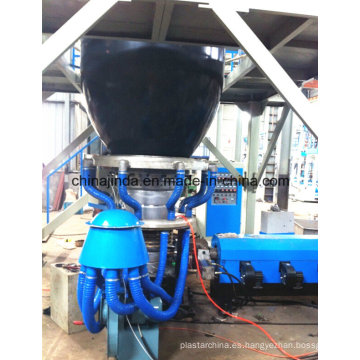 2 Layer Co-Ex película soplado máquina con tracción 2ND