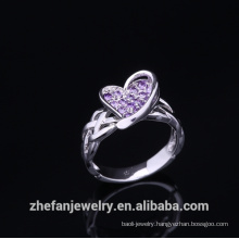 articulated ring silver ring for women Rhodium plated jewelry is your good pick