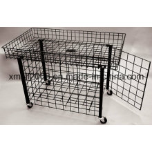 Impulse Table Metal display Rack Steel Rack