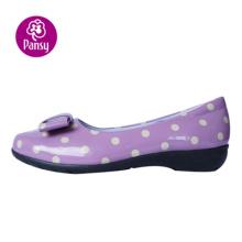 Анютины глазки комфорт обувь модные туфли антибактериальные дождь шаг для дам