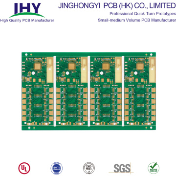 Heavy Copper 6 Layer Gold Finger PCB Board Manufacturing