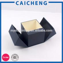Bespoke handmade printed magnetic box for gift