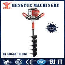 52cc Gasoline Engine Earth Auger Garden Tool