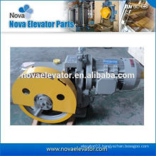 Elevator Gear Traction Machine For the Passenger,Freight,Home Elevator Motor