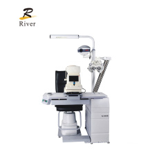 S-550b Professional Optical Instrument Combined Electric Table and Chair