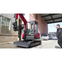 mini excavator tilt rotator mini excavator grapple buckets for mini excavator