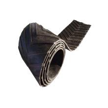 Supplier for EP100/EP150 rubber polyester chevron conveyor belt for coal
