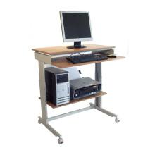 Estação de trabalho moderna da mesa de computador da fábrica de móveis de escritório