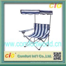 Cadeira de praia / cadeira de acampamento ao ar livre (sgp04277)