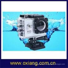 Формате высокой четкости 1080p Спорт шлем Открытый бык-В8 камеры подводный 30 м мини-DV Камкордер автомобиля