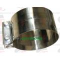 Трубчатый зажим для труб из нержавеющей стали Torctite из нержавеющей стали