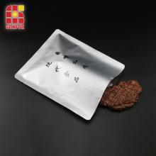 Sac d'emballage en aluminium pour aliments séchés à haute barrière