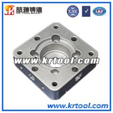 Berufshochpräzision Druckguss-Aluminiumlegierung CNC bearbeitete Teile-Hersteller