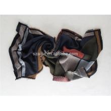 Fashion women Geo winter poncho shawl
