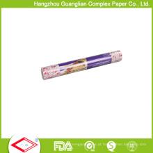 O OEM 40GSM imprime o rolo de papel branco natural à prova de graxa